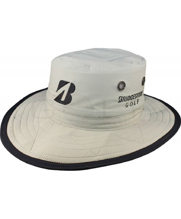Bridgestone Golf Boonie Hat for Sun Protection Color: Stone - Large/X-Large - CT11GHVIAZJ