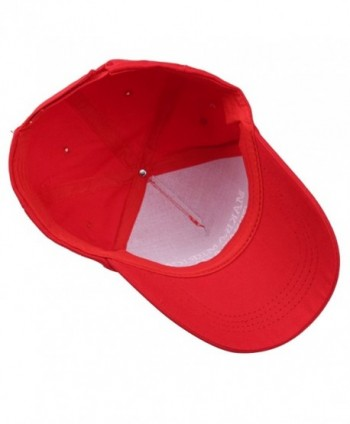 Evaliana American Adjustable Baseball Embroidered in Women's Baseball Caps