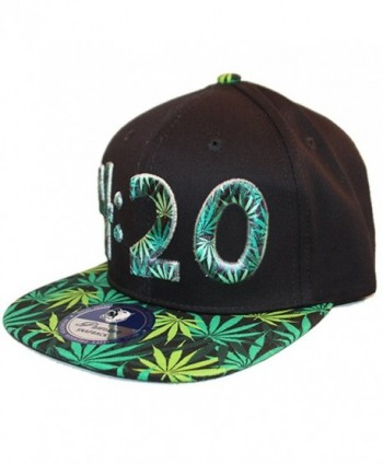 Loyal Cloth Weed Snapback Design