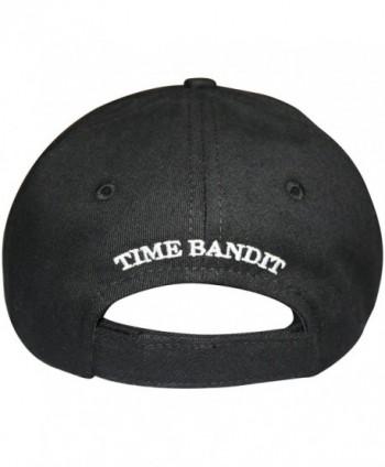 Time Bandit Boat Hat Black
