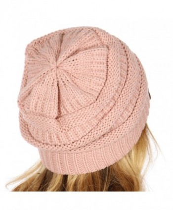 SERENITA Unisex Stretch Oversized Beanie in Women's Skullies & Beanies