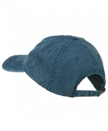 Number Daddy Embroidered Washed Cotton in Men's Baseball Caps