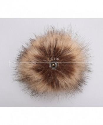 ec2f31617f60c Available. MSG Women Warm Knit Hat Detachable Faux Fur Pom Winter Beanie M30  - Wine Red -  Detachable Fur Pom Beanie M30 ...