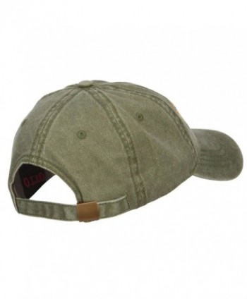 ccdb2764a995c7 Available. E4hats US Marine Corps Veteran Military Embroidered Washed Cap -  Olive - CH17XX635GD ...
