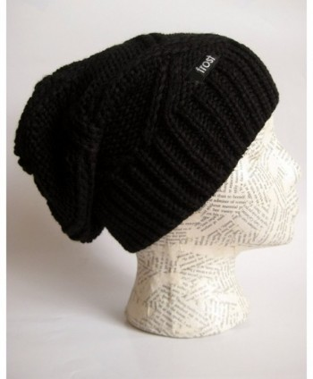 ... Frost Hats M 113NF Slouchy Knitted in Women s Skullies   Beanies 6a6d2bd6923
