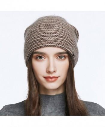 YINONIY Slouchy Layered Knitted Crochet