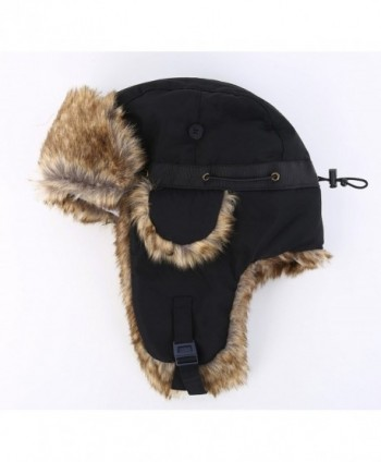 Home Prefer Trapper Windproof Earflaps in Men's Skullies & Beanies