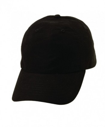 Tropical Trends Womens Microfiber CAP - Black - CR11VXORMQJ