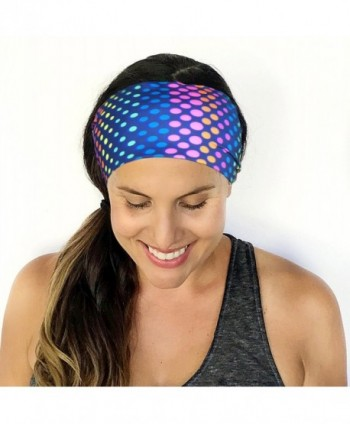 Workout Headband Extra Running Fitness in Women's Headbands in Women's Hats & Caps