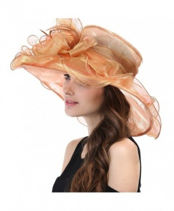 Janey Rubbins Kentucky Wedding Occasion in Women's Sun Hats