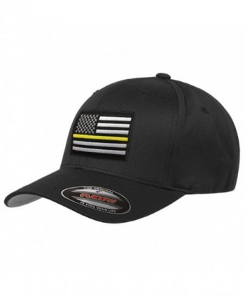 Thin Gold Line Flexfit Hat - C4182KX2XIS