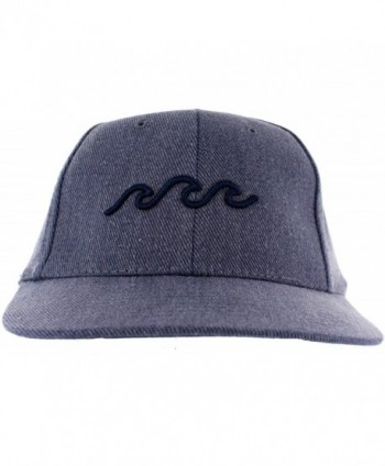 Waves Dad Hat - Exciting Navy - CM17AZQDLZC