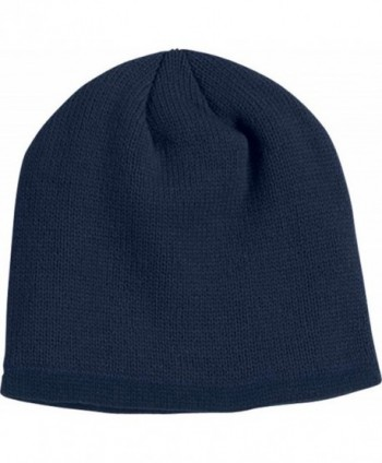 Big Accessories TNT Knit Cap - Navy - CP114D0BWXJ
