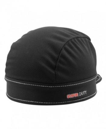 Headsweats Super Duty Shorty Beanie - Black - C011I4GTAG3