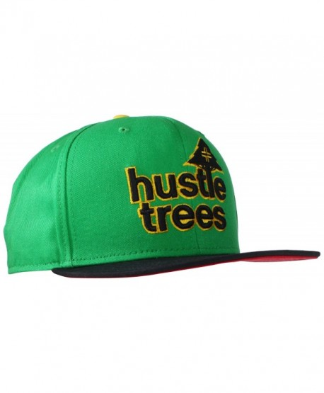 LRG Men's Treesearch Snap Back - Kelly Green - C311BAI5AIX