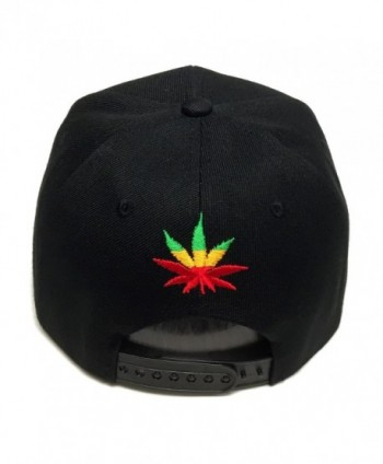 Marijuana Snapback Embroidered Adjustable Baseball in Women's Baseball Caps