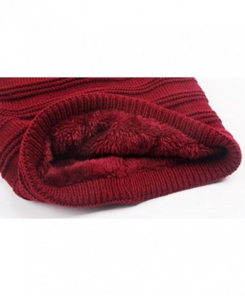 Eianru Thick Lined Winter Beanies