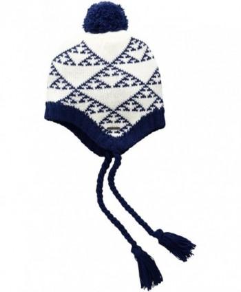 Roxy Junior's Fresh Lov Knitted Beanie - Pristine - C212E6PU1M3