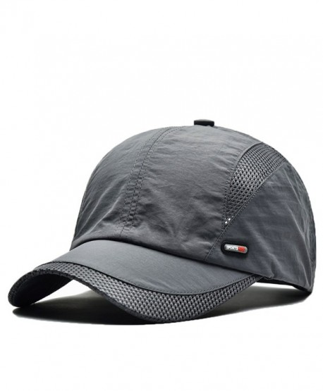 FayTop Unisex Baseball Outdoor E61B006 grey - E61b006-grey - C8185TXNHEY