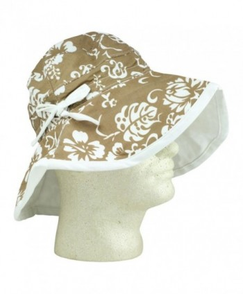 Womens Floral Bucket Cotton Reversible