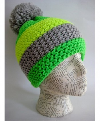 Frost Hats Striped Fluorescent M2013 5