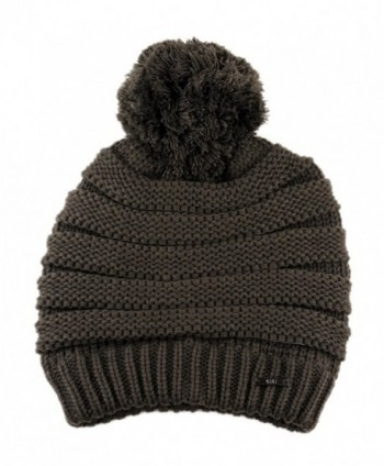 NYFASHION101 Stylish Unisex Acrylic Beanie in Women's Skullies & Beanies