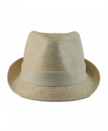 Hatter Classic Fedora Short Trilby