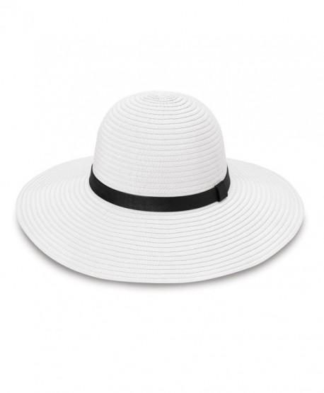 5a3c22c175d11 wallaroo - Harper - Wide Brim- UPF50+ Packable Sun Hat- White - White -  CZ12O1U0AKU