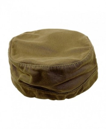 Military Style Olive Patrol Militia in Men's Baseball Caps