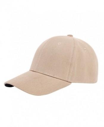 iShine Cotton Cap Classic Rose Pattern Baseball Cap Outdoor Sports Cap - Khaki (Type 2) - CI18978ZE74