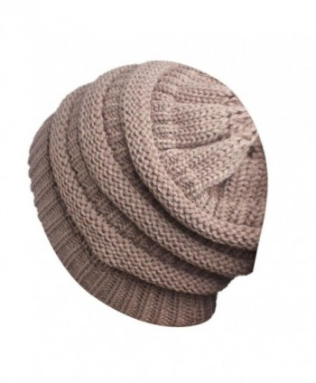 Connia Knitting Cancer Ladies Beanie