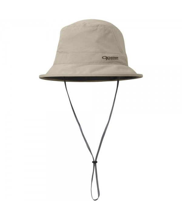 Outdoor Research Sunbreak Spring Ring Hat - Khaki - CV11F1FV6VX