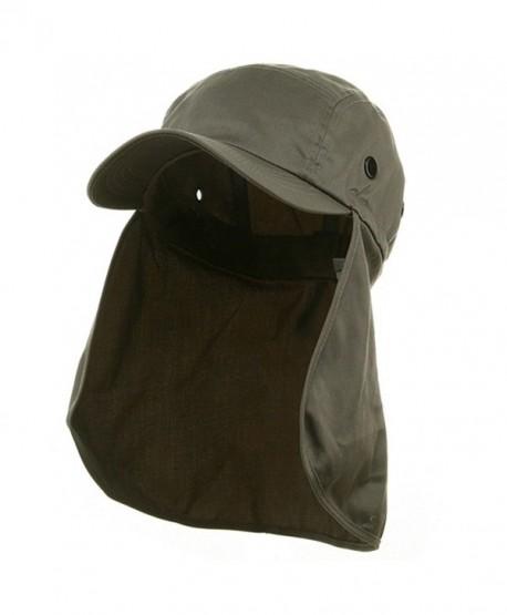 Flap Hat (03)-Grey W15S46D - C2111CSPDJJ