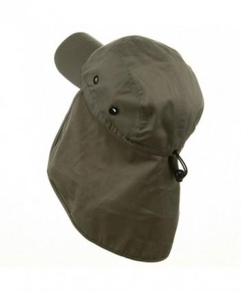 Flap Hat Grey size W15S46D