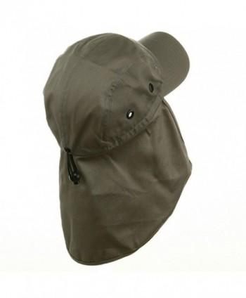 Flap Hat Grey size W15S46D in Women's Sun Hats