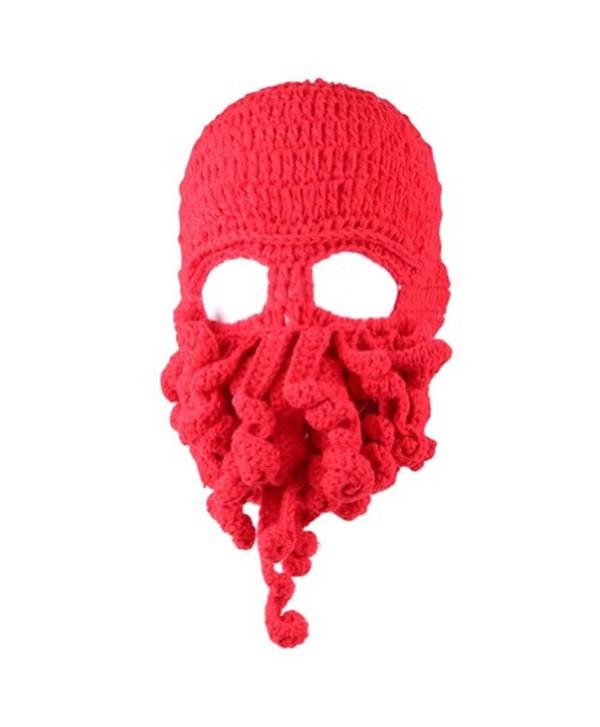 Dealzip Inc Fashion Novelty Knitted - Red - C612NRIQ412