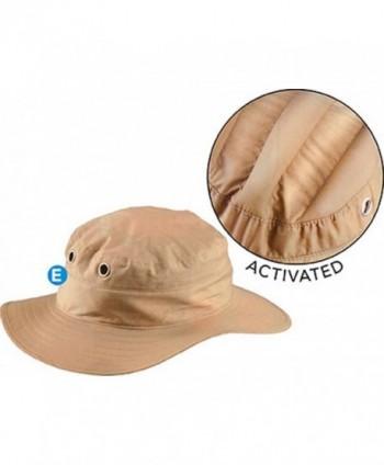 Miracool Garden Hat - Khaki - One Size - C311460VWMH