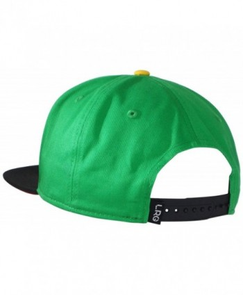 LRG Mens Branded Kelly Green