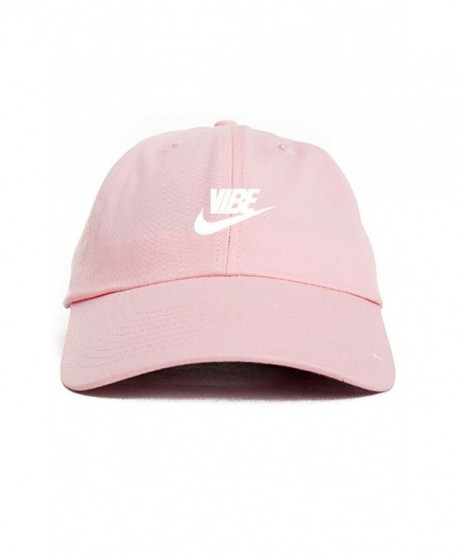 f8cd97e4 Just Vibe Swoosh Pink w/ White Dad Hat - CK12O176QY8