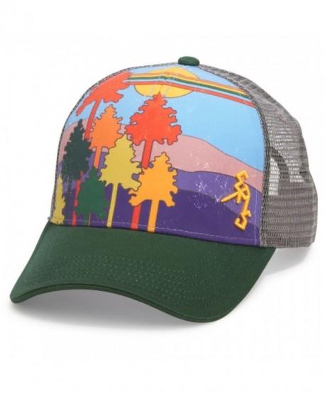 EMS Men's ?_~80s Trucker Hat - EDEN - C8186MQNW6A