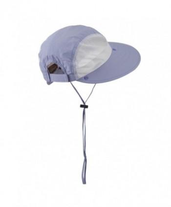 Talson Large Bill Detachable Flap in Women's Sun Hats