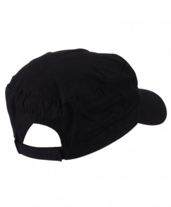 Size Adjustable Cotton Ripstop Army in Men's Baseball Caps