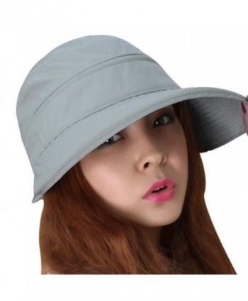 Womens Summer Folding Anti UV Tennis in Women's Sun Hats