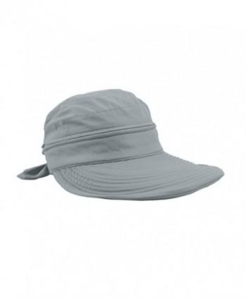 e9da0ccbb4ae6 Available. Womens 2in1 Wide Brim Summer Folding Anti-UV Golf Tennis Sun  Visor Cap Beach ...