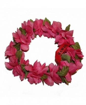 The Solid Pink Hawaii Elastic Headband - CQ11JVHTO6B