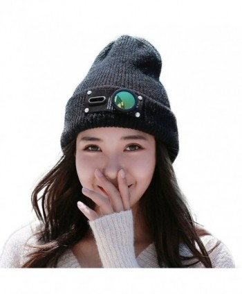 Fashion Winter Women Rabbit Blended - Black - C3186WSW4AS