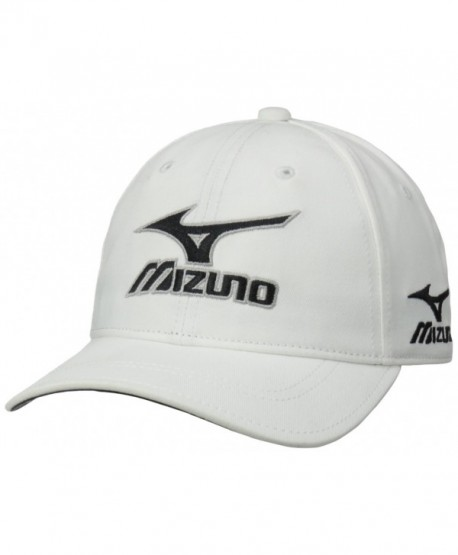 Original Mizuno Tour Hat - White - CD116RT7OJF