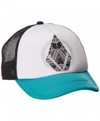 Volcom Women's Ocean Drift Hat - Teal Green - CG17Y2GDIQE