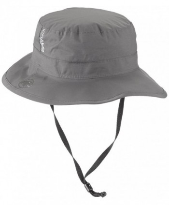 Mammut Men's Drytech Hat Machu - Graphite - CG114EFZ8FB