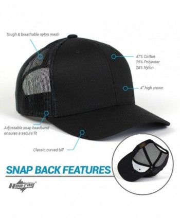 Hoo rag Flexfit Tactical Trucker Snapback